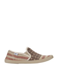ケプト(KEPT)のPrinted Slip-on SHOES / シューズ