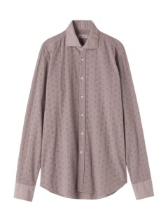 ベヴィラクア(Bevilacqua)のBevilacqua Flower Patterned Shirts SHIRTS / シャツ