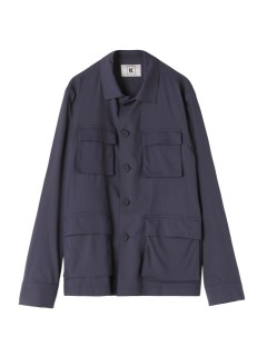 キーレッド(KIRED)のKI RED Packable Nylon Blouson OUTER / アウター