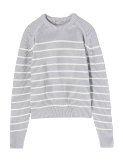 マルツィアーリ(MARZIALI)のBorder Knit - Middle gauge KNITWEAR / ニット